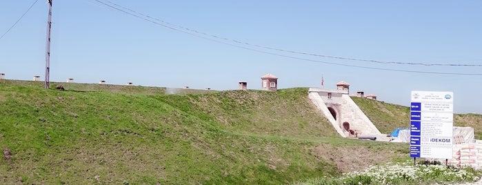 Hıdırlık Tabyaları Restorasyon is one of Edirne.
