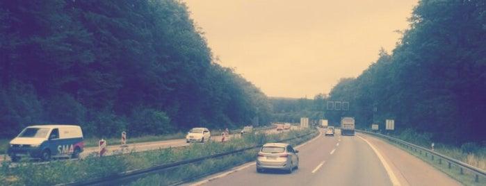 Autobahnbrücke Theilheim is one of Travel Bucket List.