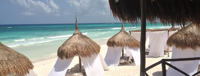 Playa Al Cielo is one of Riviera Maya.
