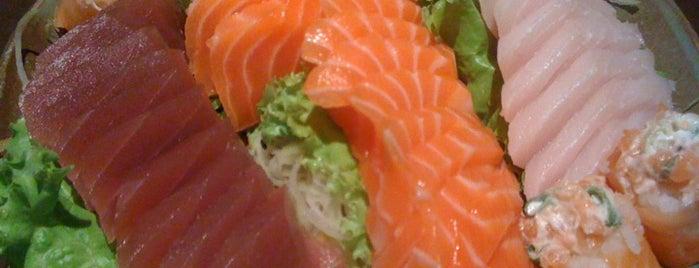 Zensei Sushi is one of Lugares que quero ir.