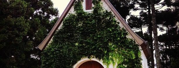 Santuário Tabor Magnificat is one of Passeios Sul.