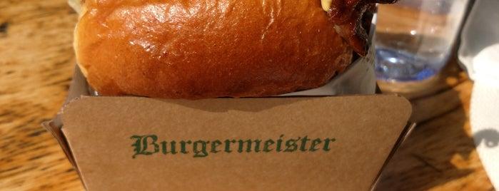 Burgermeister is one of Posti che sono piaciuti a Putri.