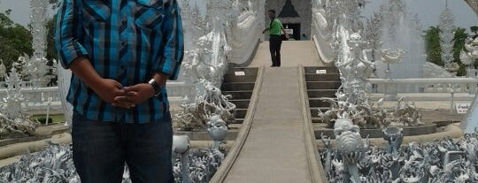 Wat Rong Khun is one of mmmmmmmmmmm.