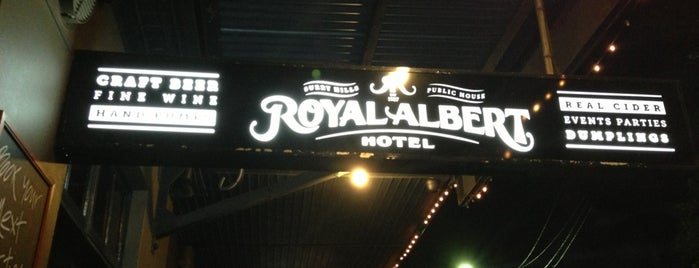 Royal Albert Hotel is one of Sydney.