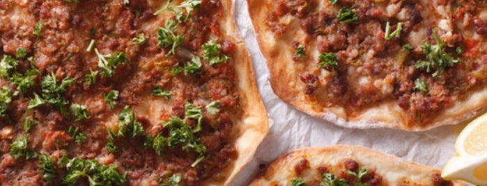 Tutku Pide is one of Yemek.