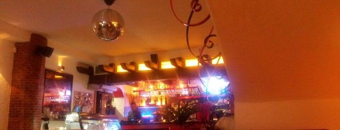 Groove Caffé is one of Orte, die Joppe gefallen.
