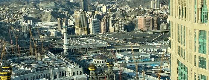 Swissôtel Al Maqam Makkah is one of Lieux qui ont plu à Baha.