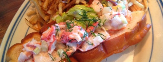 The Optimist is one of Ultimate Summertime Lobster Rolls.