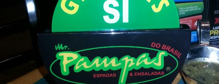 Mr. Pampas Cancún is one of Carl 님이 좋아한 장소.