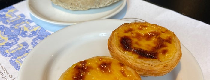 Pastelaria Santo Antonio is one of Lisbon, Portugal.