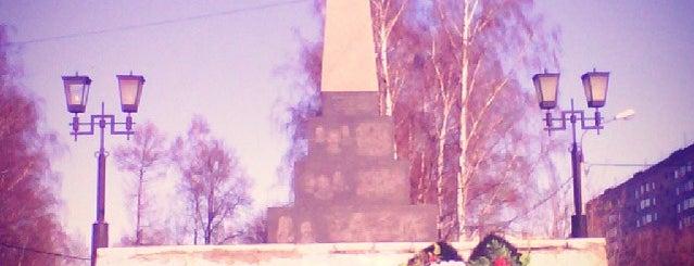 Памятник 300-летия инженерных войск is one of Irina 님이 좋아한 장소.