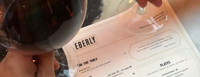 Eberly is one of Austin, TX.