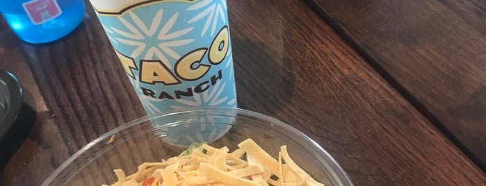 Taco Ranch is one of #Austin.