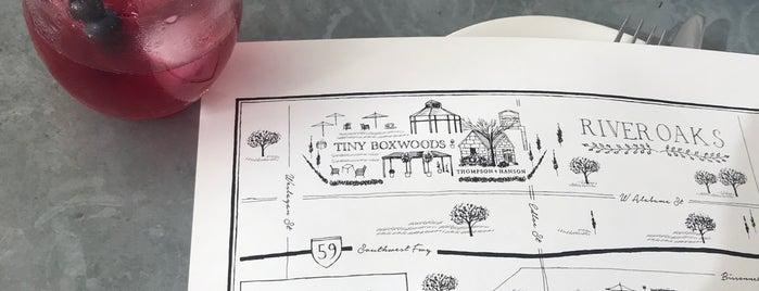 Tiny Boxwoods is one of Locais curtidos por James.