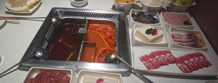 Haidilao Hotpot is one of Shanghai.