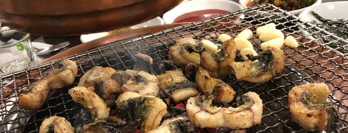 나구야 is one of seafood.