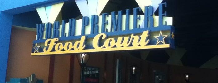 World Premiere Food Court is one of Steve : понравившиеся места.