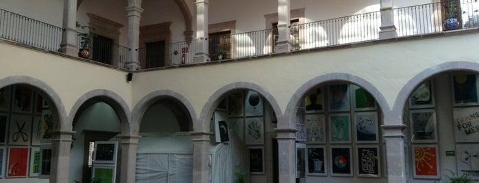 Casa de la Cultura Víctor Sandoval is one of Gisela Rojas Prz'ın Beğendiği Mekanlar.