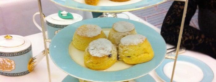 Diamond Jubilee Tea Salon is one of London Tea Times.