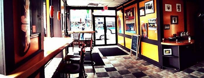 Leaf & Bean Cafe is one of Espresso - Brooklyn.