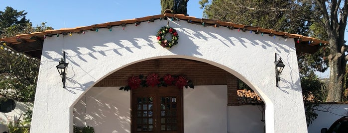 Parador del Cortijo is one of Tempat yang Disukai Grace.