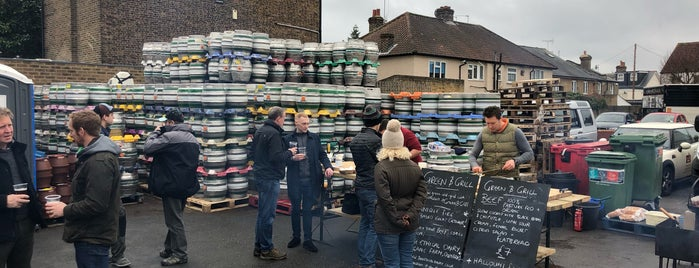 Twickenham Fine Ales is one of Pubs - Brewpubs & Breweries.