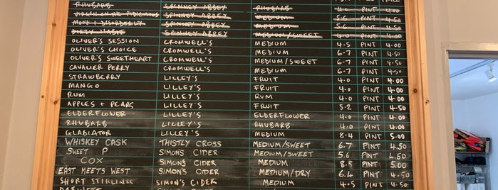 Drayman's Son is one of Lieux qui ont plu à Carl.