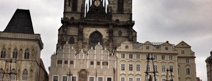 Altstädter Ring is one of Prag - Must see.