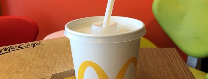 McDonald's is one of Dubai Food 3.