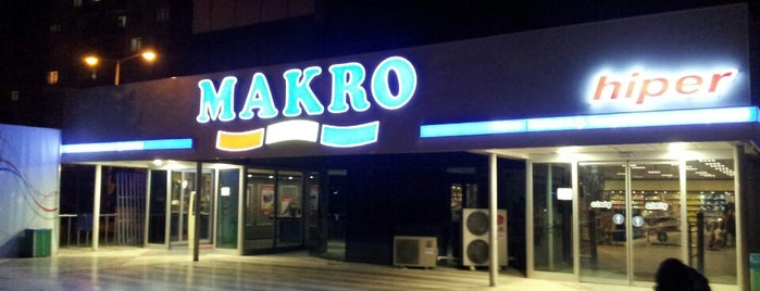 Makro Outlet is one of Gezdim.