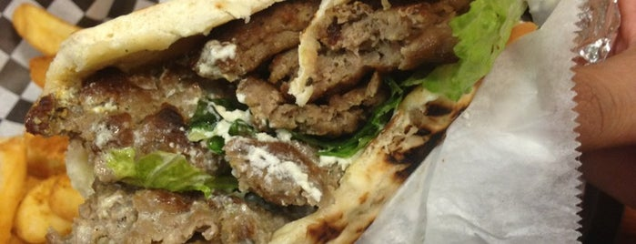 Kabob Korner is one of Downtown Dining.