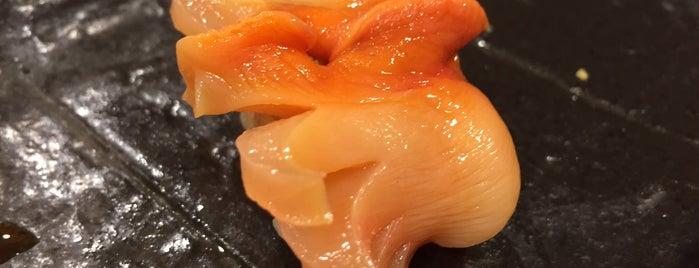 Sushi Tokinari is one of Tokyo Sushi.