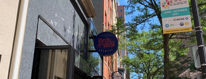 Stitch House Brewery is one of Breweries Visited.