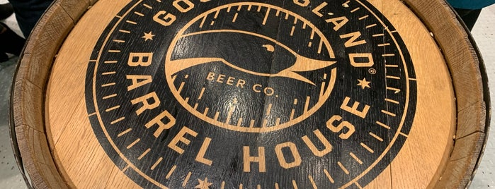 Goose Island Beer Co. is one of Beer / Ratebeer's Top 100 Brewers [2019].