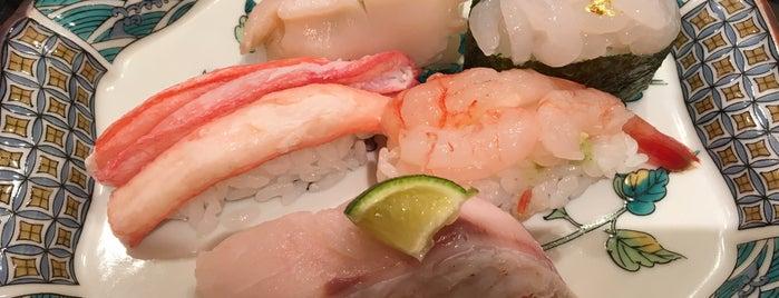 Kanazawa Maimon Sushi is one of Locais curtidos por Hachikaoru.