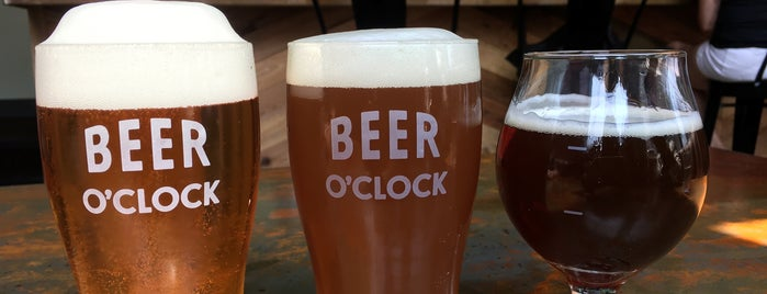 Beer O'Clock is one of Portland Picks.