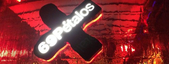 69 Pétalos is one of NIGHT CLUBS (Mainstream).