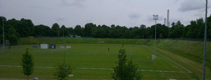 Bezirkssportanlage Thalkirchener Str. is one of Football Grounds Munich.