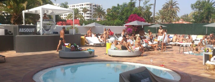 Hotel Axelbeach Maspalomas is one of Ambiente por le Mundo.