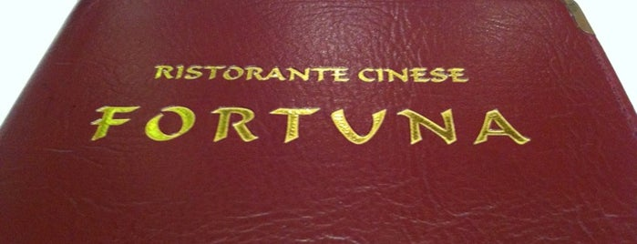 Ristorante Cinese Fortuna is one of Simone 님이 좋아한 장소.