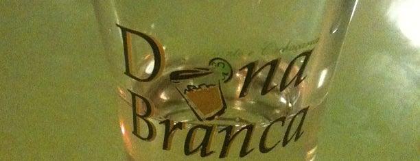 Dona Branca Cachaçaria e Restaurante is one of สถานที่ที่ Marcos ถูกใจ.