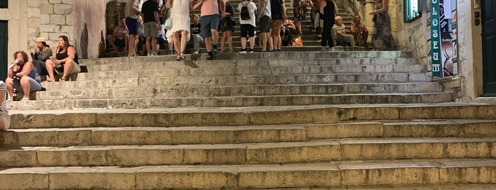 Jesuit Stairs is one of Lugares favoritos de Angels.