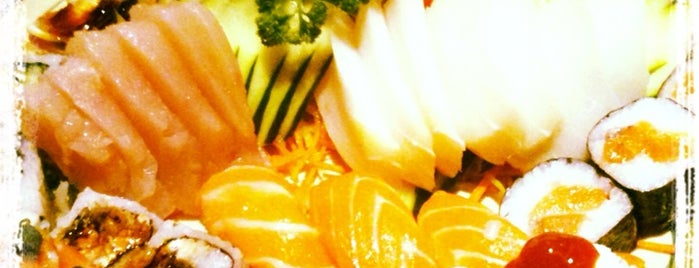 Zensei Sushi is one of สถานที่ที่ Jorge ถูกใจ.