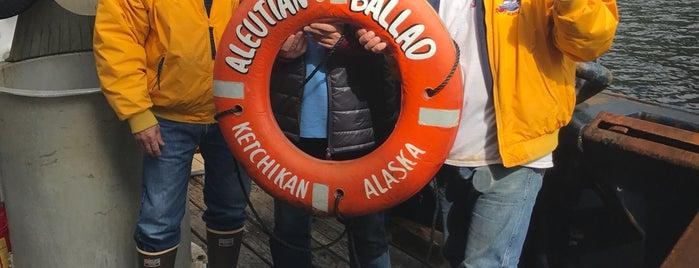 Bering Sea Crab Fishermans Tour is one of Posti che sono piaciuti a Christian.