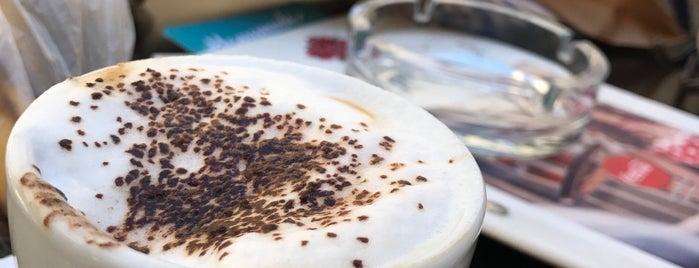 Caffe Bar Mirage is one of Tempat yang Disukai Fatih.