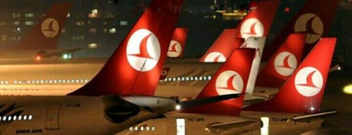İstanbul Atatürk Havalimanı (ISL) is one of Istanbul 2014.