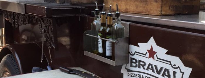 Brava! Pizzeria Della Strada is one of Best of Denver: Food & Drink.