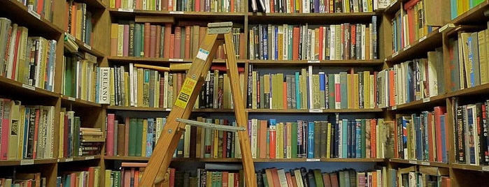 Carlson & Turner Antiquarian Books & Bookbindery is one of Portland.