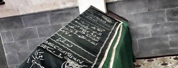 Yuşa Peygamber ve Pirsefa Hazretleri Türbesi is one of Gaziantep.