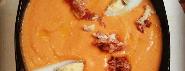 Taberna Rafalete is one of where to eat in cordoba spain.